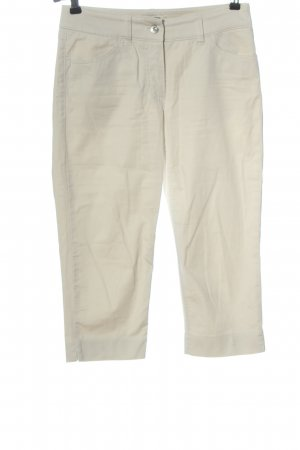 Gerry Weber 3/4 Length Trousers natural white casual look