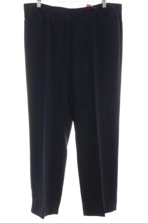 Gerry Weber Stoffhose dunkelblau Elegant