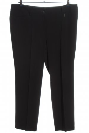 Gerry Weber Jersey Pants black business style