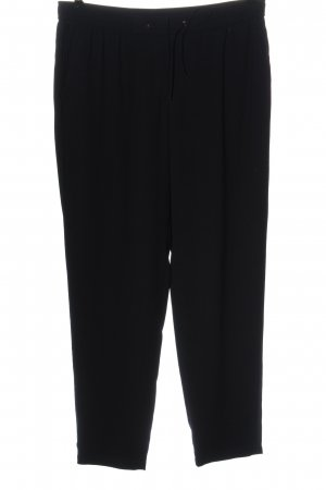 Gerry Weber Jersey Pants black classic style