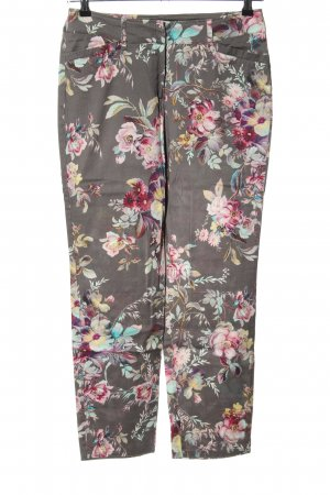 Gerry Weber Stoffhose Allover-Druck Casual-Look