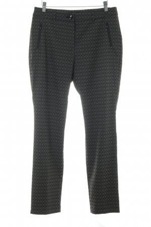 Gerry Weber Stoffhose grafisches Muster Business-Look