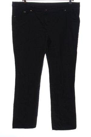 Gerry Weber Straight Leg Jeans black casual look