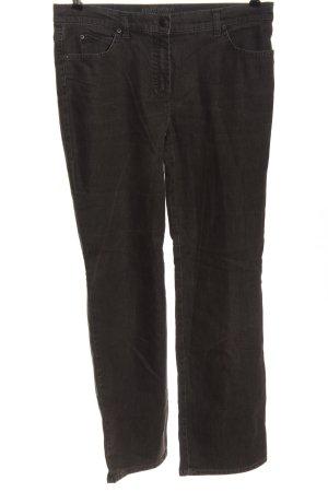 Gerry Weber Jeansy z prostymi nogawkami brązowy W stylu casual