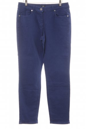 Gerry Weber Straight-Leg Jeans blau Casual-Look