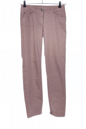 Gerry Weber Straight-Leg Jeans braun Casual-Look