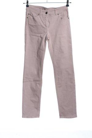 Gerry Weber Jeansy z prostymi nogawkami różowy W stylu casual