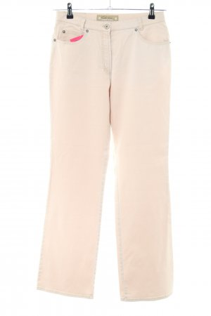 Gerry Weber Straight-Leg Jeans creme Casual-Look