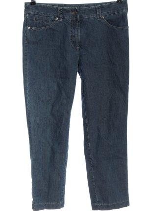 Gerry Weber Straight-Leg Jeans blau Casual-Look