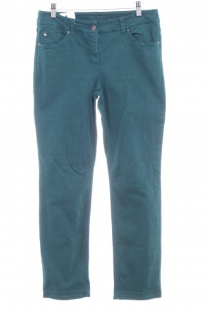 Gerry Weber Straight-Leg Jeans kadettblau Casual-Look