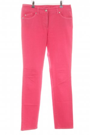 Gerry Weber Straight-Leg Jeans magenta Casual-Look