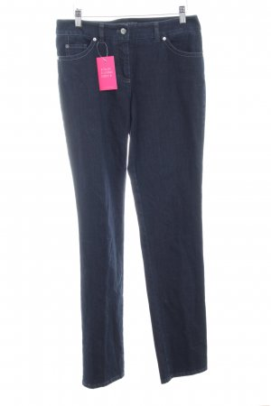 Gerry Weber Jeansy z prostymi nogawkami Wielokolorowy Jeansowy wygląd