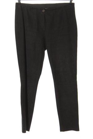 Gerry Weber Stretch broek zwart casual uitstraling