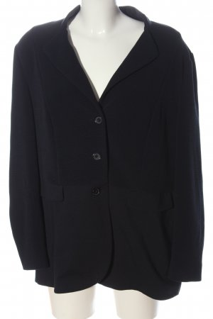 Gerry Weber Blazer tejido negro estilo «business»