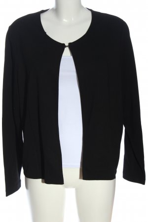 Gerry Weber Knitted Blazer black casual look
