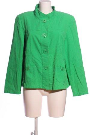 Gerry Weber Strickblazer grün Casual-Look