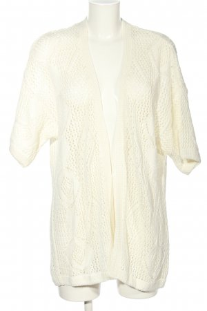 Gerry Weber Strickjacke creme Casual-Look