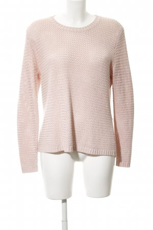 Gerry Weber Strickpullover rosé Casual-Look