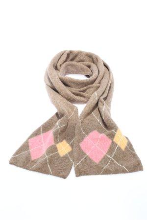 Gerry Weber Gebreide sjaal abstract patroon casual uitstraling