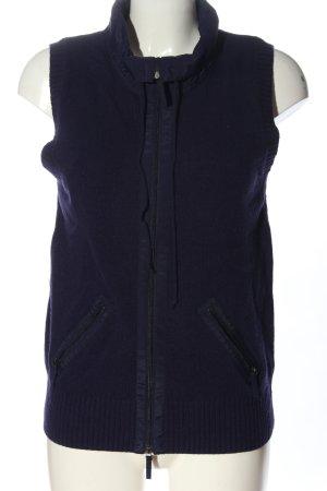 Gerry Weber Smanicato lavorato a maglia lilla stile casual