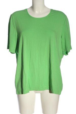 Gerry Weber T-shirt verde stile casual