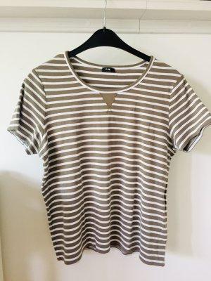 Gerry Weber T-Shirt kurzarm gestreift