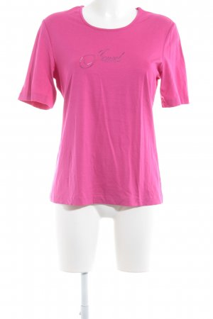 Gerry Weber T-Shirt magenta Casual-Look