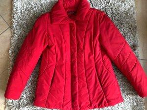Taifun Gewatteerd jack rood Polyester