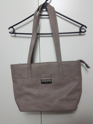 Gerry Weber Shoulder Bag grey-light grey imitation leather