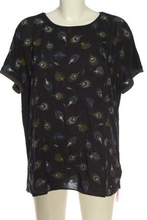 Gerry Weber U-Boot-Shirt Motivdruck Casual-Look