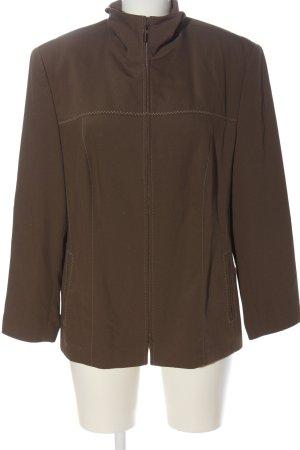Gerry Weber Between-Seasons Jacket brown casual look