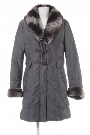 Gerry Weber Wintermantel grau Casual-Look