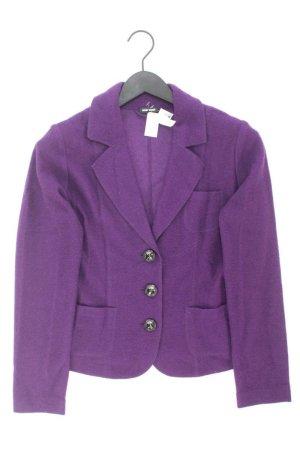 Gerry Weber Blazer de lana lila-malva-púrpura-violeta oscuro Lana