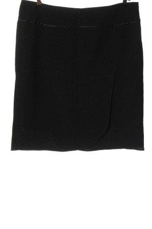 Gerry Weber Wollen rok zwart zakelijke stijl