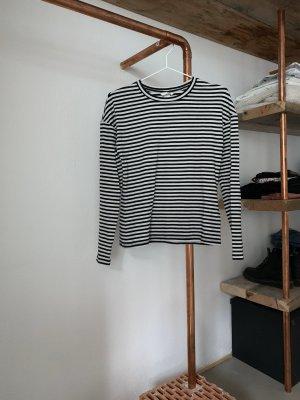 Geschtreiftes t-shirt H&M