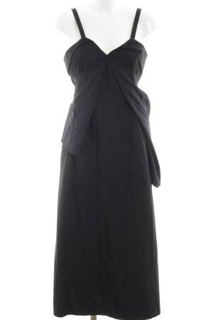 Gesine Moritz Trägerkleid schwarz Elegant