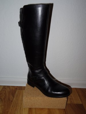 Pier one Riding Boots black leather
