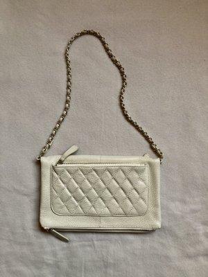 Gesteppte Handtasche von L.Credi