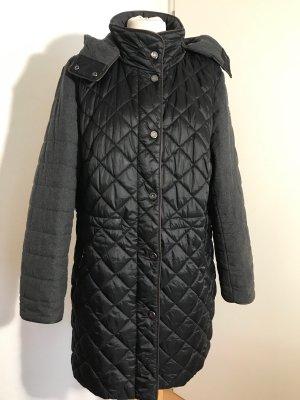 Basler Lang jack zwart-antraciet Polyester