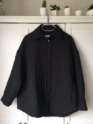 Zara Quilted Jacket black