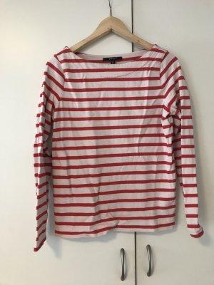 Gant Suéter rojo-blanco