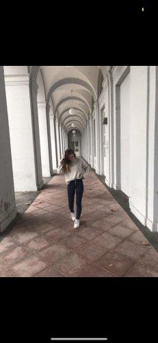 Gestreifte Bershka Jeans
