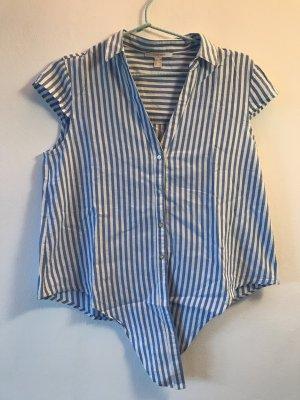 Esprit Cols de blouses blanc-bleuet