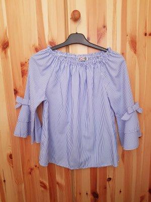 Carmen Shirt azure