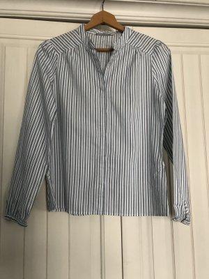3suisses Tie-neck Blouse multicolored cotton