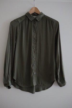 Gestreifte Bluse von H&M