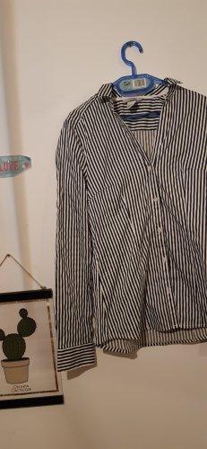H&M Traje de negocios blanco-negro
