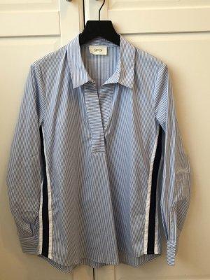 Shirt Blouse blue-white