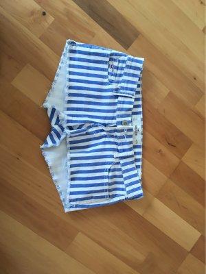 gestreifte Hollister shorts
