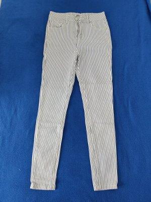 Colloseum Jersey Pants white-blue cotton